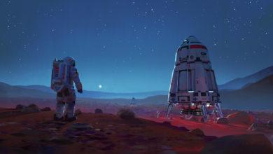 مخاكر السفر إلى الفضاء