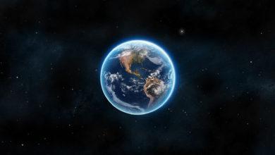صورة كيف تشكل الغلاف الجوي للأرض؟ وكيف ساعد على استمرار الحياة عليها؟