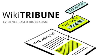 Photo of منصة WikiTribune للتواصل الاجتماعي تجتذب آلاف المشتركين بعد أقل من شهرين!
